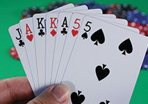 Seven-Card Stud Hand