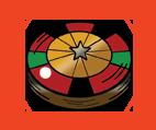 American Roulette Icon