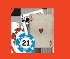 Blackjack Evolution Icon