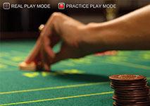 Casino Practice Play
