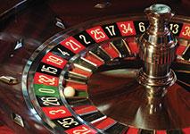 Roulette Wheel Casino Zero
