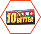 Video Poker Tens or Better Icon