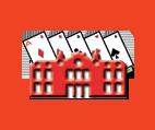 Video Poker House Edge Icon