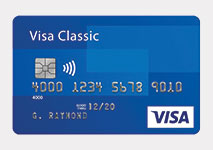 Visa Card Casinos Classic