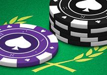 Blackjack Chips suitable for Martingale System