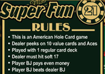 Super Fun 21 Rules