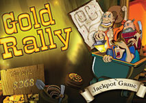 Slots Gold Rally Jackpot Game