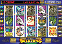 Major Millions Slot by Microgaming