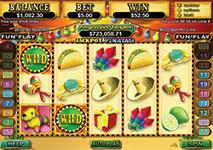 RTG Slots Jackpot Pinatas Screenshot