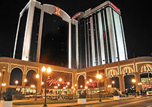 Atlantic City Hilton - Топ 10 казино в Атлантик Сити