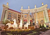 Caesers Atlantic City - Топ 10 казино в Атлантик Сити