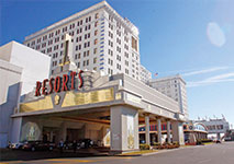 Resorts Atlantic City - Топ 10 казино в Атлантик Сити