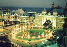 The Le Grand Casino de Monte Carlo