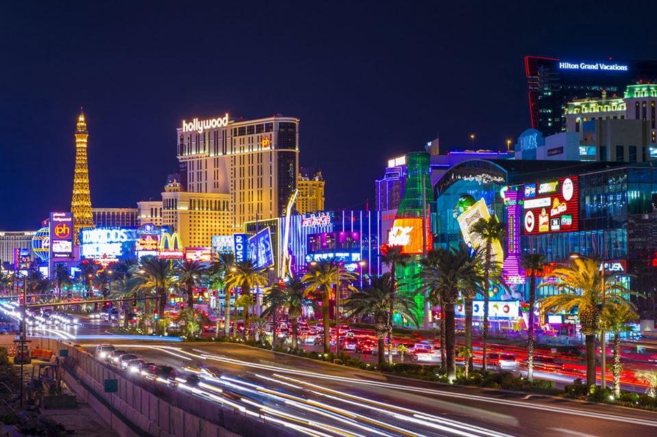 Famous Vegas Casinos