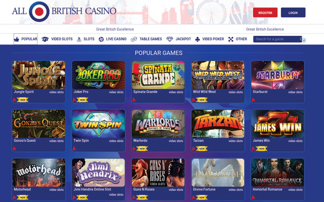 All British Casino 3