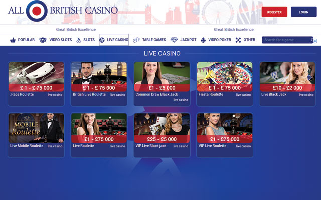All British Casino 4