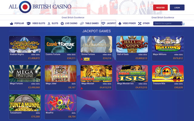 All British Casino 5