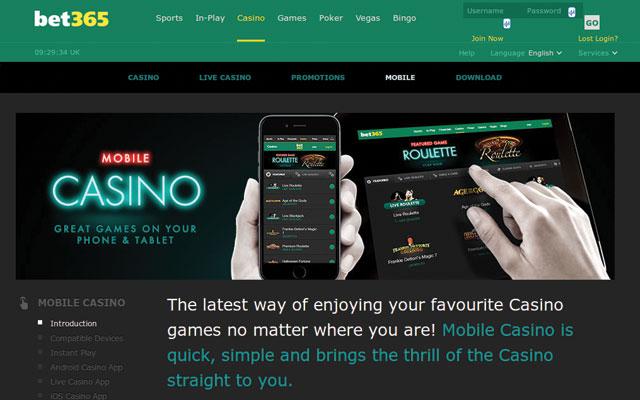 bet365 Casino 3
