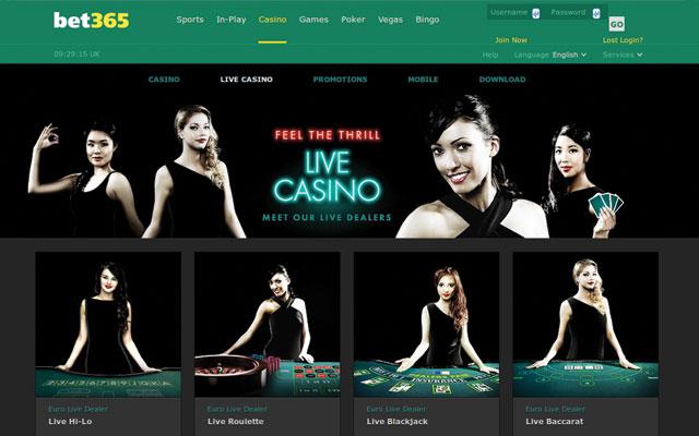bet365 Casino 5