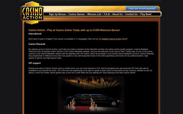 Casino Action 1