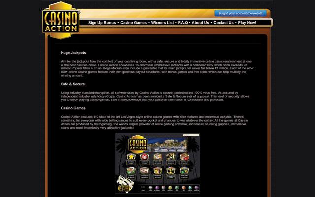 Casino Action 2