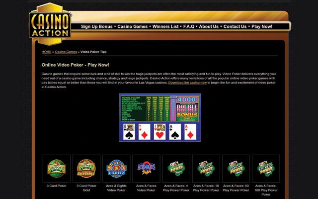 Casino Action 3