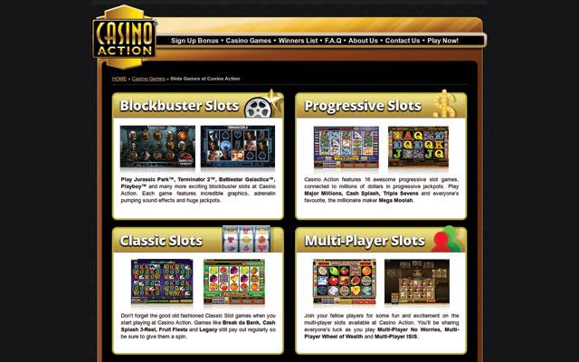 Casino Action 5