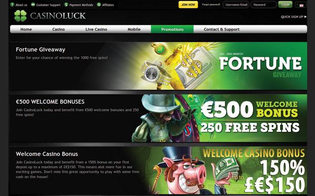 Casino Luck 3