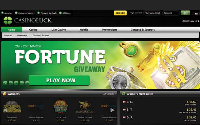 Casino Luck 5