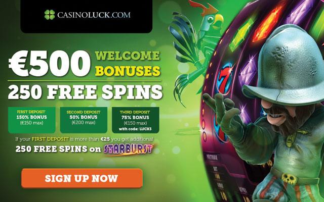 Casino Luck 7
