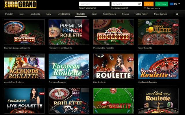 euro grand casino download