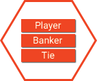 Baccarat Bet Types Icon