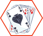 Baccarat Deck Icon