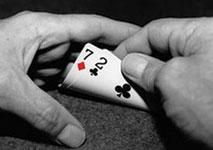 7-2 Poker Hand