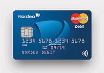 Nordea Casinos MasterCard