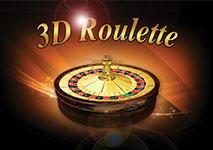 3D Roulette Logo