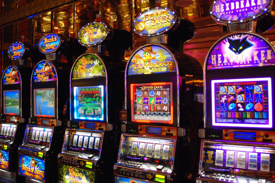 Come funziona la slot machine