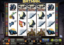 Batman Slot by Cryptologic