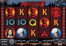 Hellboy Slot by Microgaming