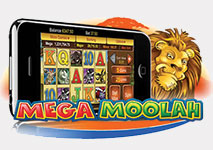 Mobile Slot Mega Moolah
