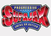 SupaJax Video Poker Logo