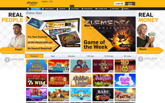 betfair casino online gambling