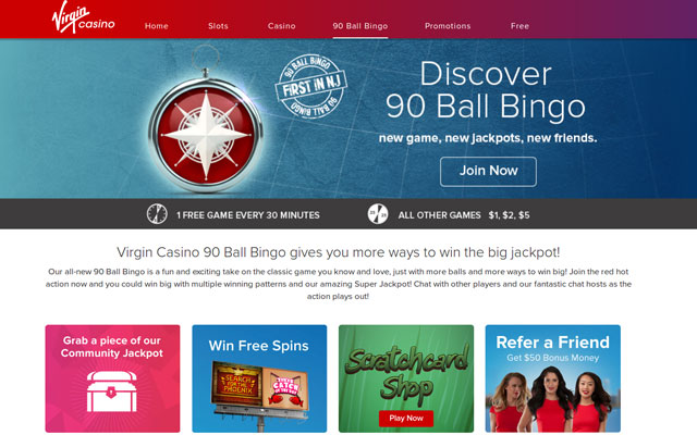 virgin online casino review