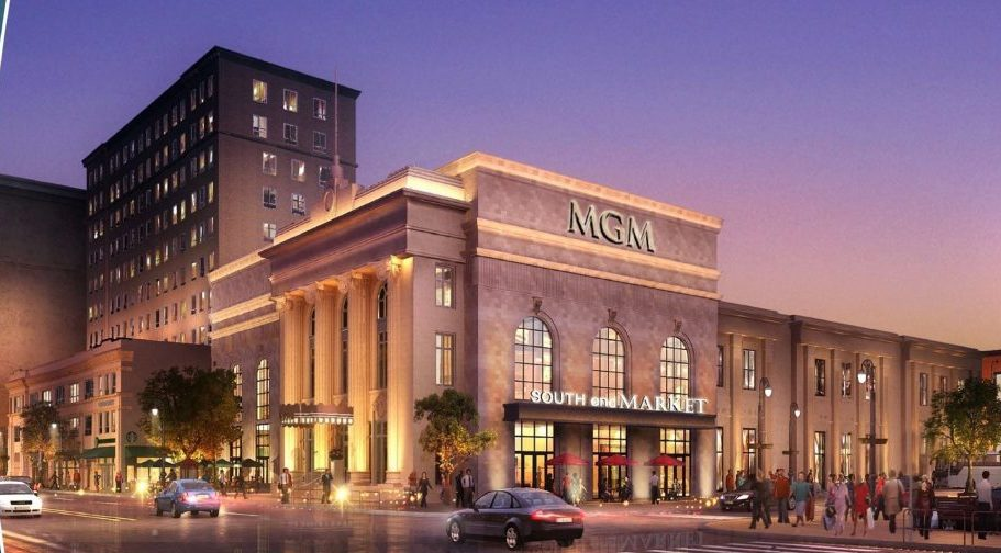 MGM Springfield Casino Continues Construction According to Plan