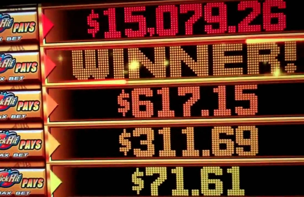 Biggest Casino Winners and Losers - Highest Casino Bonus