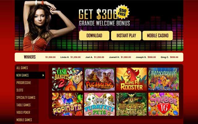 Grande Vegas Casino 3