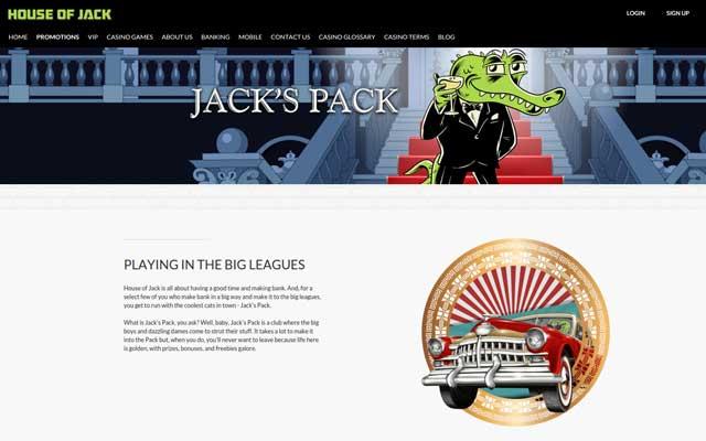 House of Jack Casino 3