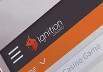 ignition casino software
