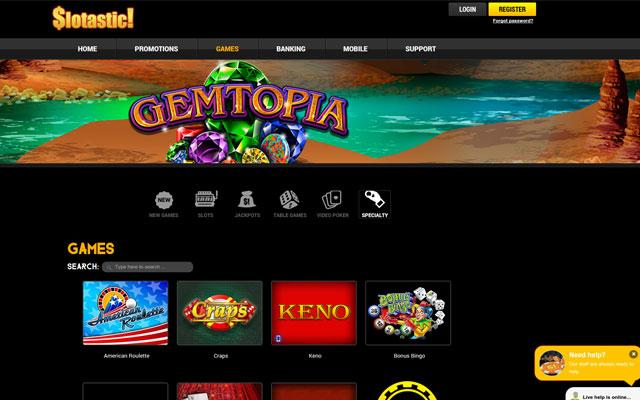 Slotastic Casino 1