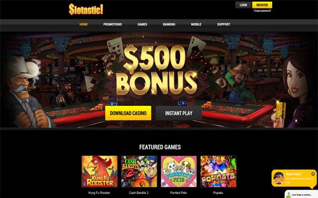 Slotastic Casino 7